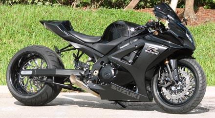 extreme custom sport bikes